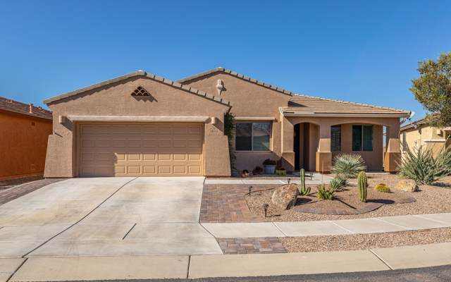 10138 S Kraft Drive, Vail, AZ 85641 (#21929550) :: Long Realty - The Vallee Gold Team