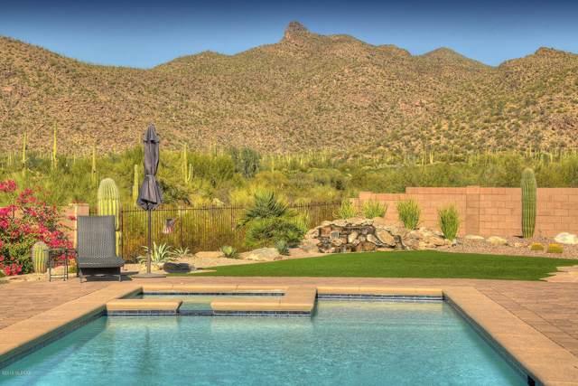 14421 N Desert Bloom Drive, Marana, AZ 85658 (#21929553) :: Realty Executives Tucson Elite