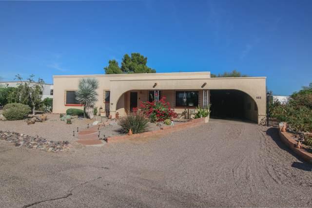 130 W Paseo Tesoro, Green Valley, AZ 85614 (#21929568) :: Realty Executives Tucson Elite