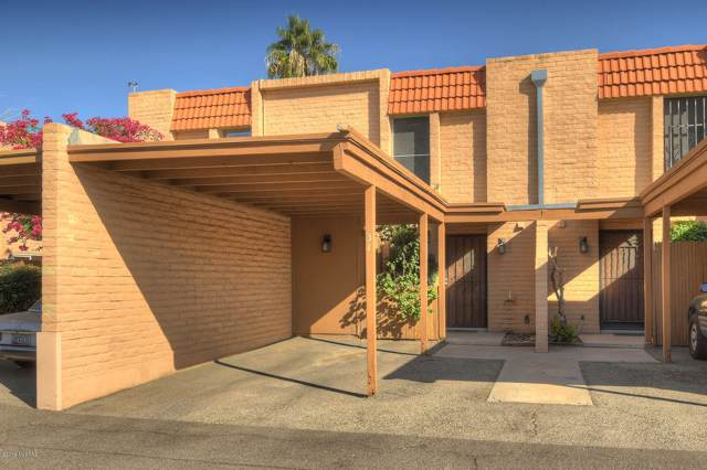 2875 N Tucson Boulevard #31, Tucson, AZ 85716 (#21929610) :: Gateway Partners | Realty Executives Tucson Elite