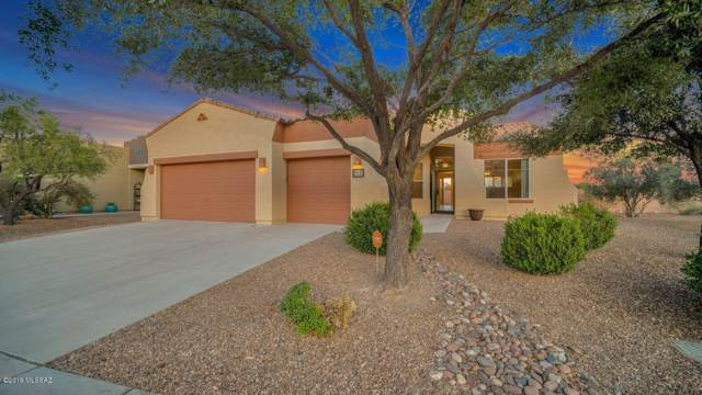 9282 N Weather Hill Drive, Tucson, AZ 85743 (#21929621) :: Long Realty - The Vallee Gold Team