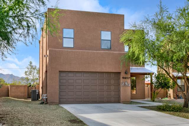 1417 N Darlene Place, Vail, AZ 85641 (MLS #21929624) :: The Property Partners at eXp Realty