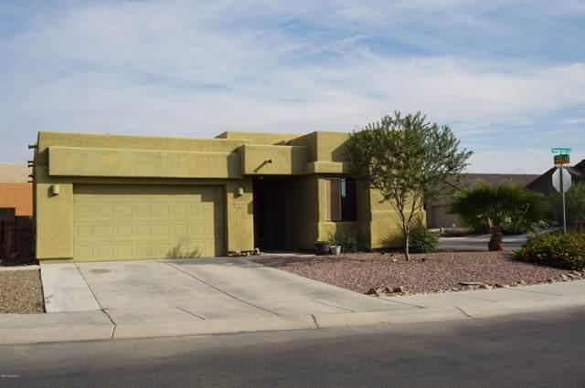 12268 N Reyher Farms Loop, Marana, AZ 85653 (#21929632) :: Realty Executives Tucson Elite