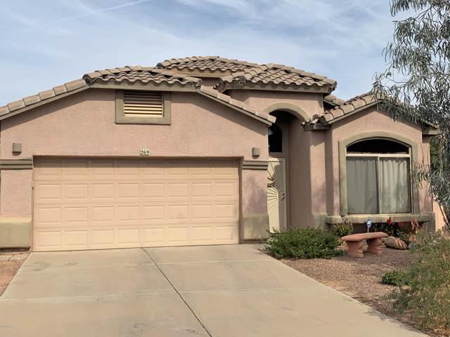 269 E Thomas Jefferson Way, Sahuarita, AZ 85629 (#21929633) :: Realty Executives Tucson Elite