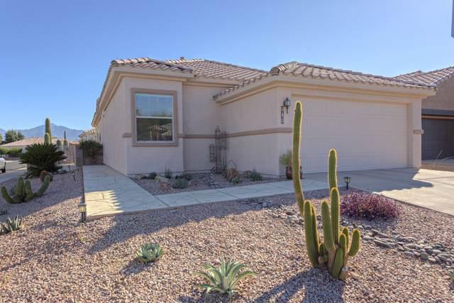 315 W Continental Vista Place, Green Valley, AZ 85614 (#21929634) :: Realty Executives Tucson Elite