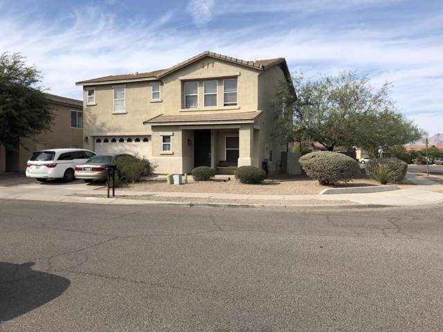 4193 E Boulder Springs Way Way, Tucson, AZ 85712 (#21929658) :: Realty Executives Tucson Elite