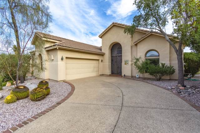 3595 W Deer Crossing Court, Tucson, AZ 85745 (#21929721) :: Long Realty - The Vallee Gold Team