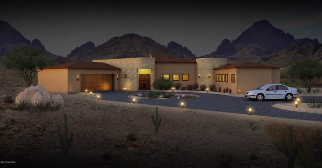 7562 N Westward Look Drive C, Oro Valley, AZ 85704 (#21929733) :: Long Realty Company