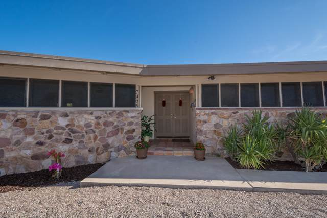 7420 N Ellison Drive, Tucson, AZ 85704 (#21929735) :: Long Realty - The Vallee Gold Team
