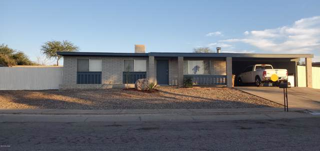6960 N Blue Sky Terrace, Tucson, AZ 85741 (MLS #21929774) :: The Property Partners at eXp Realty