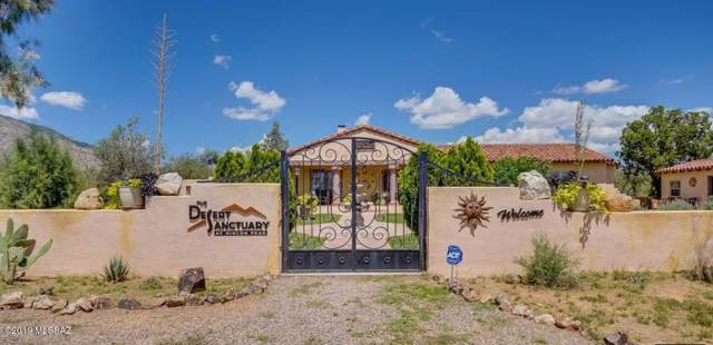 12050 S Desert Sanctuary Road, Benson, AZ 85602 (#21929793) :: Keller Williams