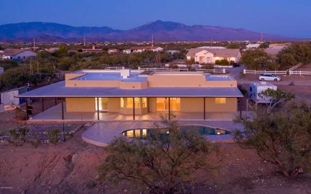 1081 N Vidal Drive, Vail, AZ 85641 (MLS #21929799) :: The Property Partners at eXp Realty