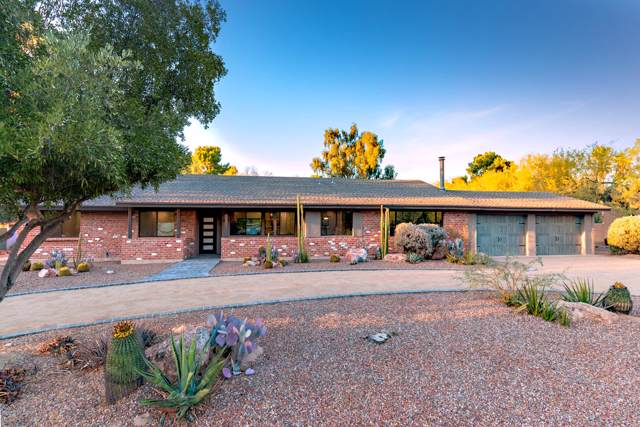 850 W Golf View Drive, Tucson, AZ 85737 (MLS #21929816) :: The Property Partners at eXp Realty