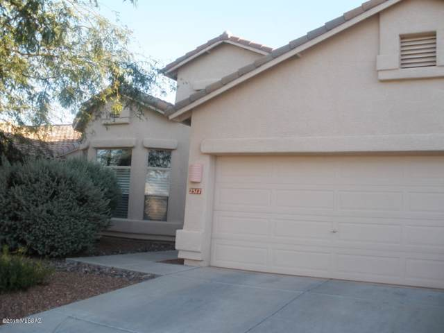 2317 W Catalina View Drive, Tucson, AZ 85742 (#21929853) :: Keller Williams
