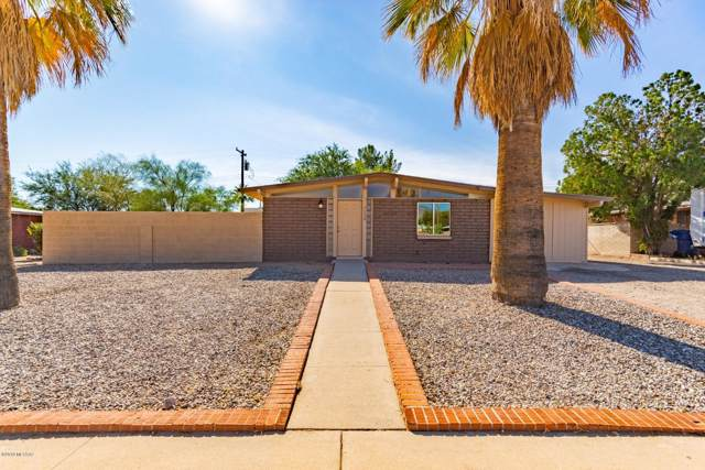 7128 E Elbow Bay Drive, Tucson, AZ 85710 (#21929854) :: Keller Williams