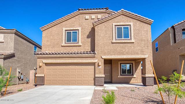 12071 E Becker Drive, Vail, AZ 85641 (#21929856) :: Keller Williams