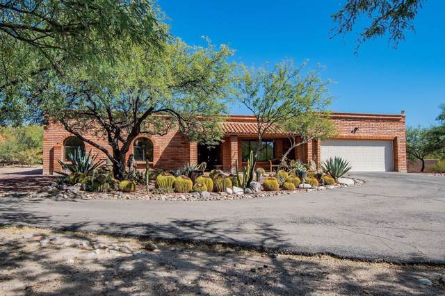 5010 N Moonstone Drive, Tucson, AZ 85750 (#21929883) :: Long Realty - The Vallee Gold Team