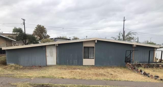 104 W 4th Avenue, San Manuel, AZ 85631 (#21929925) :: Tucson Property Executives