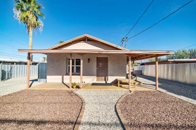 3337 E Flower Street, Tucson, AZ 85716 (#21929963) :: The Local Real Estate Group | Realty Executives