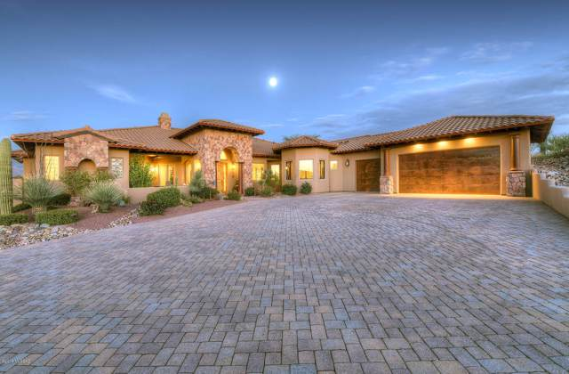 15656 E Tumbling Q Ranch Place, Vail, AZ 85641 (#21930028) :: Long Realty - The Vallee Gold Team