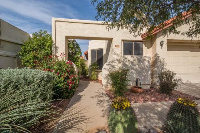 251 E Belcourte Place, Tucson, AZ 85737 (#21930054) :: The Josh Berkley Team