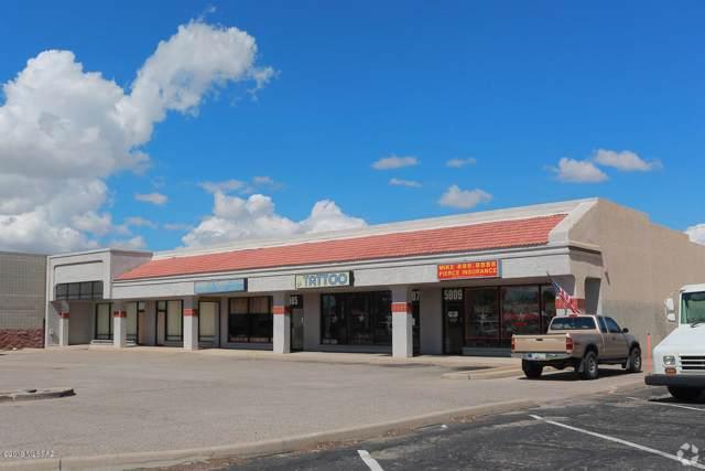 5801 E 22Nd Street, Tucson, AZ 85711 (#21930108) :: Long Realty Company