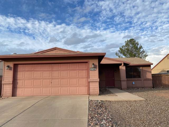 1740 W Great Oak Drive, Tucson, AZ 85746 (#21930113) :: Long Realty - The Vallee Gold Team