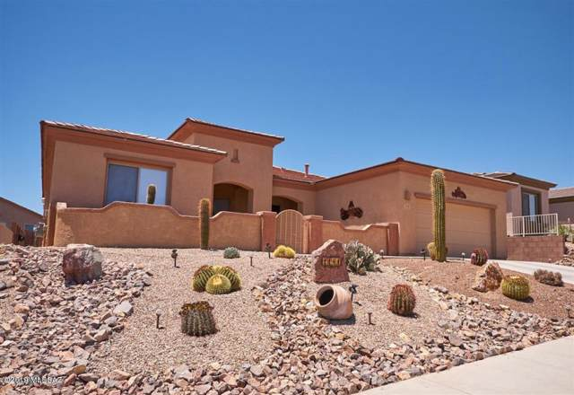 1141 W Tenniel Drive, Green Valley, AZ 85614 (#21930154) :: Long Realty - The Vallee Gold Team