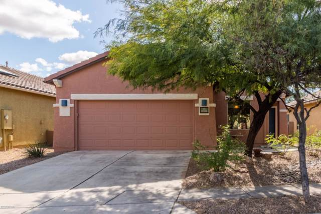 10338 E Valley Quail Drive, Tucson, AZ 85747 (#21930219) :: Long Realty - The Vallee Gold Team