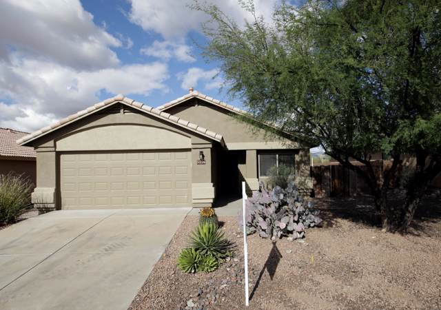 5226 W Canyon Towhee Street, Tucson, AZ 85742 (#21930224) :: Long Realty - The Vallee Gold Team