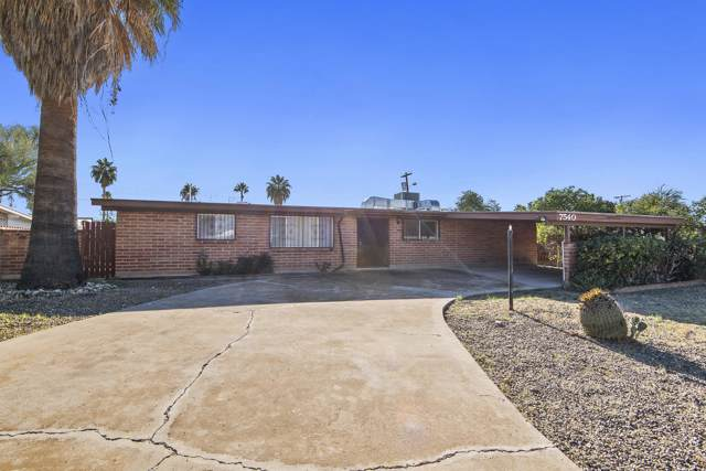 7540 E 33rd Street, Tucson, AZ 85710 (#21930233) :: Long Realty - The Vallee Gold Team