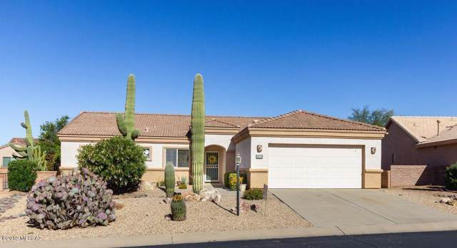 1879 E Cliff Swallow Trail, Green Valley, AZ 85614 (#21930253) :: Long Realty - The Vallee Gold Team