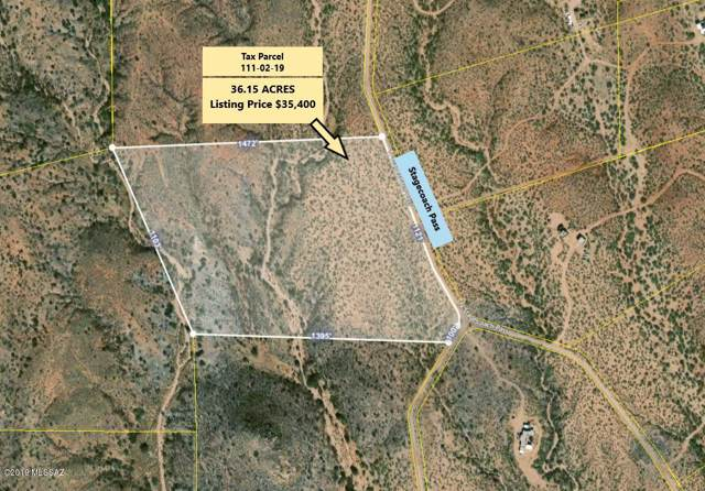 36 Acre - Stagecoach Pass #19, Elfrida, AZ 85610 (#21930274) :: Long Realty Company