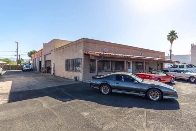 2415 S Craycroft Road, Tucson, AZ 85711 (#21930306) :: Long Realty Company