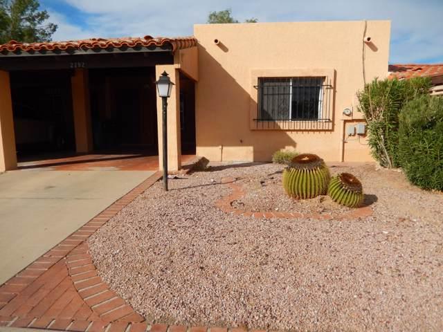 2792 S Camino Selva, Green Valley, AZ 85622 (#21930317) :: Long Realty - The Vallee Gold Team