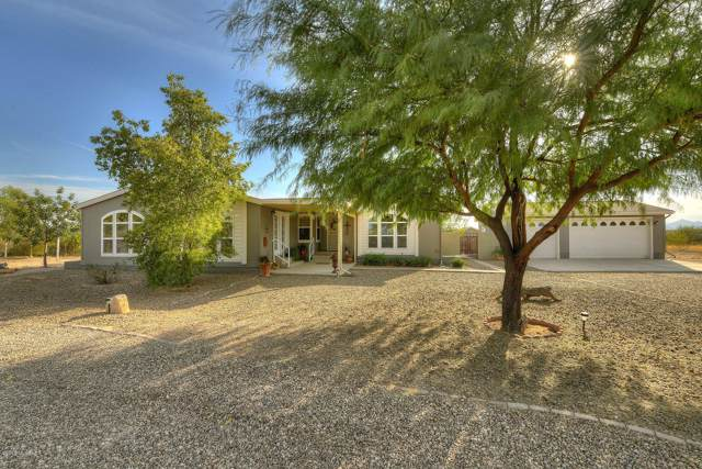 13055 N Trico Road, Marana, AZ 85653 (#21930338) :: Long Realty - The Vallee Gold Team