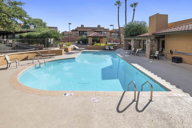 6651 N Campbell Avenue #118, Tucson, AZ 85718 (#21930356) :: Long Realty - The Vallee Gold Team