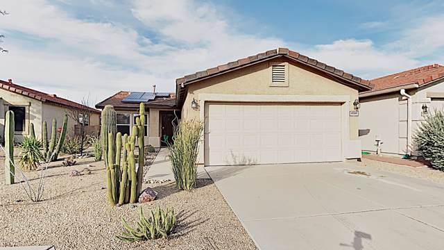 10365 E Bridgeport Street, Tucson, AZ 85747 (#21930359) :: Long Realty - The Vallee Gold Team