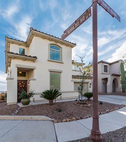 37 W Camino Rancho Palomas, Sahuarita, AZ 85629 (#21930370) :: Long Realty - The Vallee Gold Team