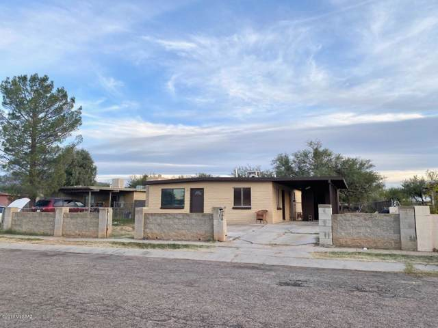 4907 W Santa Maria Drive, Amado, AZ 85645 (#21930388) :: Long Realty - The Vallee Gold Team