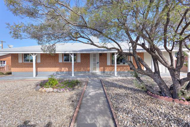 6743 E Cooper Street, Tucson, AZ 85710 (#21930404) :: The Local Real Estate Group | Realty Executives