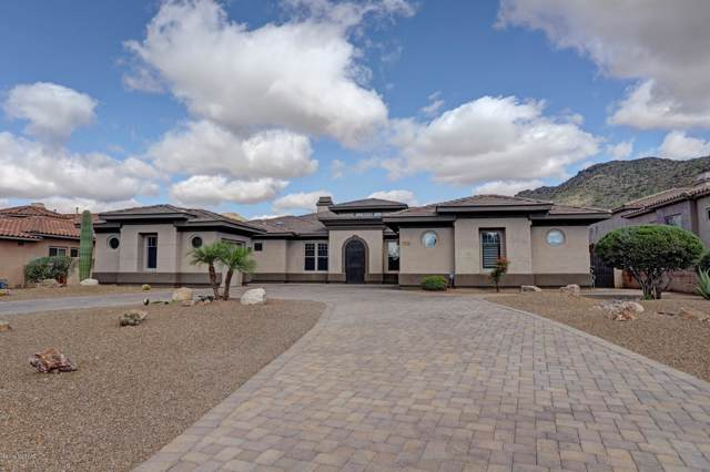 5748 W Silent Wash Place, Marana, AZ 85658 (#21930405) :: Long Realty - The Vallee Gold Team