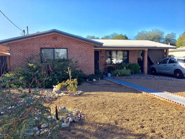 3721 N Tyndall Avenue, Tucson, AZ 85719 (#21930440) :: Long Realty - The Vallee Gold Team