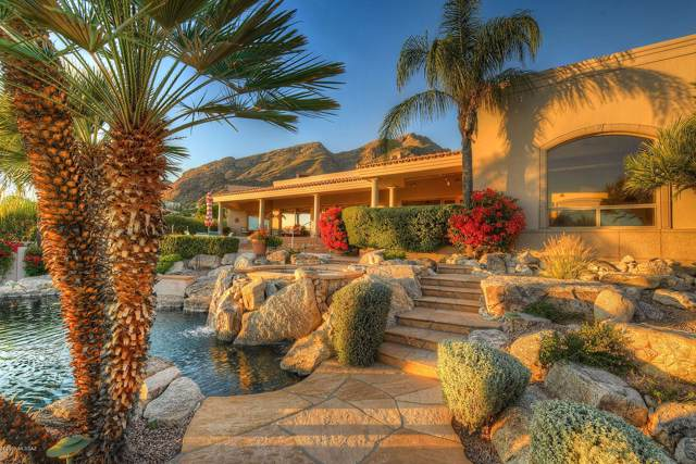 6840 N Los Leones Drive, Tucson, AZ 85718 (#21930447) :: Long Realty - The Vallee Gold Team