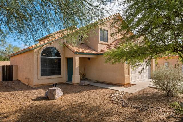 12460 N Mesquite Crest Way, Tucson, AZ 85755 (#21930450) :: Long Realty - The Vallee Gold Team