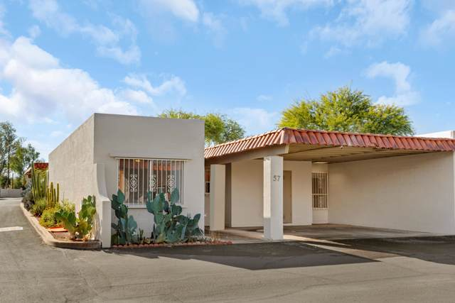 2525 E Prince Road #57, Tucson, AZ 85716 (#21930462) :: Long Realty Company