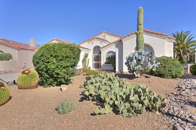 2658 S Fade Drive, Green Valley, AZ 85614 (#21930467) :: Long Realty - The Vallee Gold Team