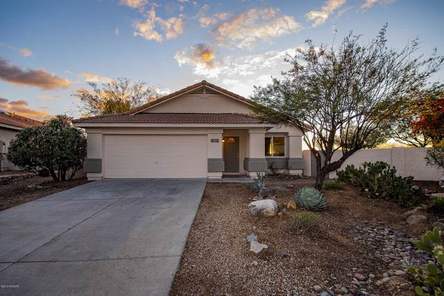 13201 N Classic Overlook Court, Oro Valley, AZ 85755 (#21930478) :: Long Realty - The Vallee Gold Team