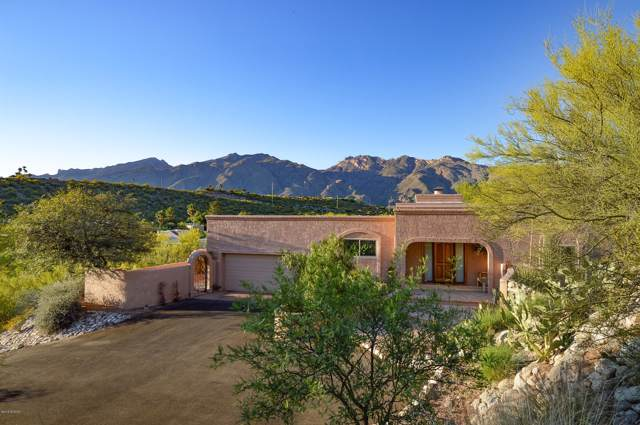 5230 N Post Trail, Tucson, AZ 85750 (#21930480) :: The Josh Berkley Team