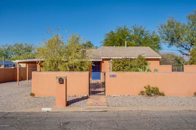 3351 E 29Th Street, Tucson, AZ 85713 (#21930481) :: Long Realty - The Vallee Gold Team